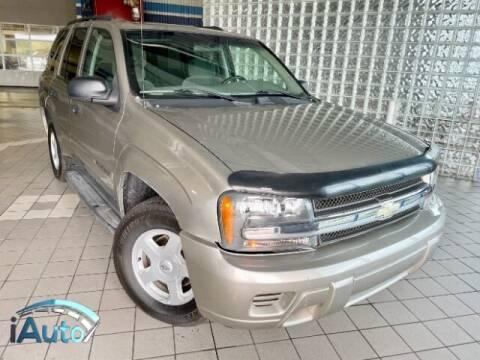 2002 Chevrolet TrailBlazer for sale at iAuto in Cincinnati OH