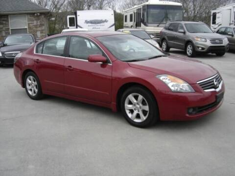 2009 Nissan Altima for sale at Autoway Auto Center in Sevierville TN