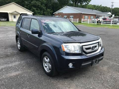 2011 Honda Pilot for sale at RJD Enterprize Auto Sales in Scotia NY