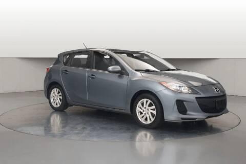 2012 Mazda MAZDA3 for sale at ABC Motors in Wyoming MI