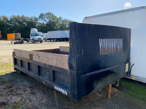 2012 WARREN DIRT DUMP for sale at DEBARY TRUCK SALES in Sanford FL