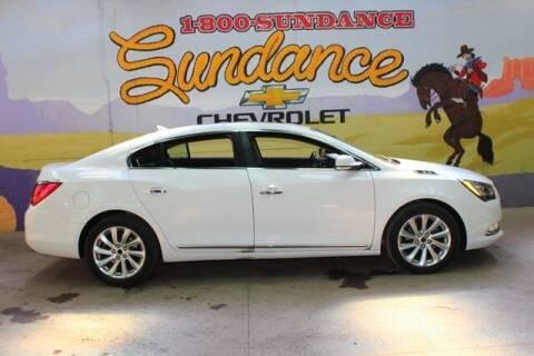 2014 Buick LaCrosse for sale at Sundance Chevrolet in Grand Ledge MI