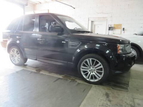 2011 Land Rover Range Rover Sport for sale at US Auto in Pennsauken NJ