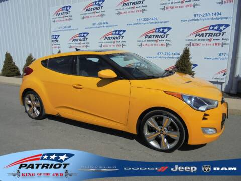2014 Hyundai Veloster for sale at PATRIOT CHRYSLER DODGE JEEP RAM in Oakland MD