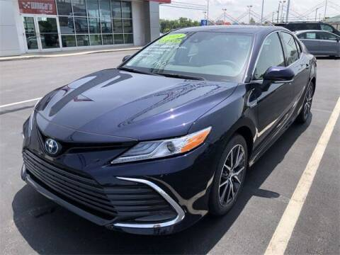 2021 Toyota Camry Hybrid for sale at White's Honda Toyota of Lima in Lima OH