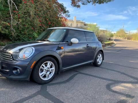2013 MINI Hardtop for sale at BUY RIGHT AUTO SALES in Phoenix AZ