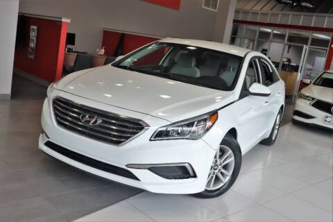 2017 Hyundai Sonata for sale at Quality Auto Center of Springfield in Springfield NJ