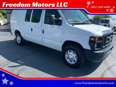 2011 Ford E-Series Cargo for sale at Freedom Motors LLC in Knoxville TN