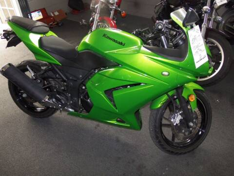 2015 Kawasaki Ninja 250R for sale at Fulmer Auto Cycle Sales - Fulmer Auto Sales in Easton PA