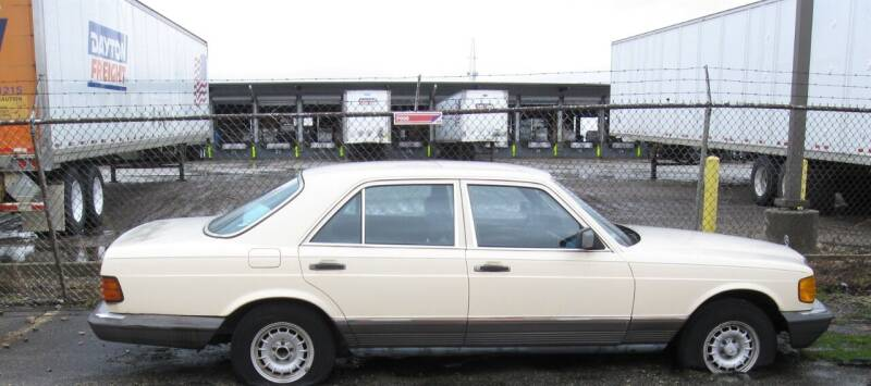 1983 Mercedes-Benz 300-Class for sale at Burhill Leasing Corp. in Dayton OH