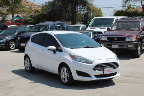 2015 Ford Fiesta for sale at Car 1234 inc in El Cajon CA