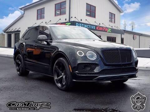 2018 Bentley Bentayga for sale at Distinctive Car Toyz in Egg Harbor Township NJ