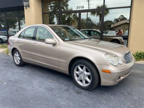 2003 Mercedes-Benz C-Class for sale at Premier Motorcars Inc in Tallahassee FL