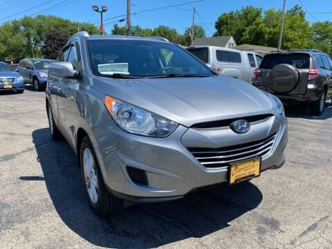 2012 Hyundai Tucson for sale at COMPTON MOTORS LLC in Sturtevant WI
