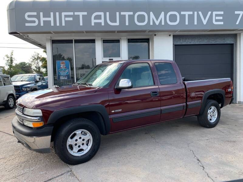 2002 Chevrolet Silverado 1500 for sale at Shift Automotive in Denver CO