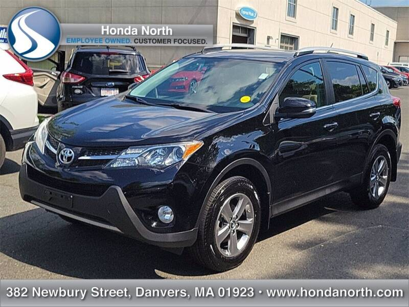 2015 Toyota RAV4 for sale at 1 North Preowned in Danvers MA