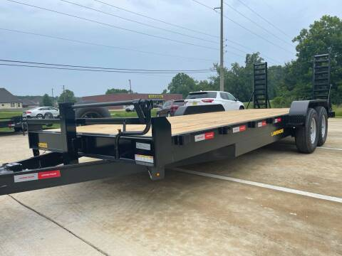 Lawrimore 22ft 14k Equipment Hauler for sale at A&C Auto Sales in Moody AL