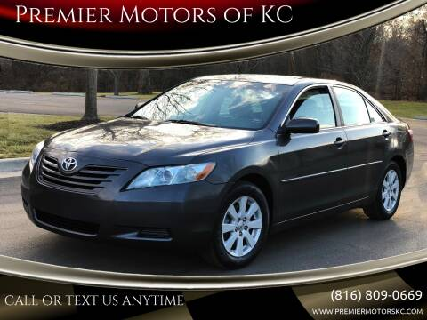 2009 Toyota Camry Hybrid for sale at Premier Motors of KC in Kansas City MO
