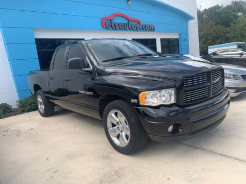 2003 Dodge Ram Pickup 1500 for sale at ETS Autos Inc in Sanford FL