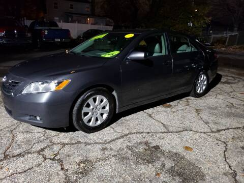 2009 Toyota Camry for sale at Devaney Auto Sales & Service in East Providence RI