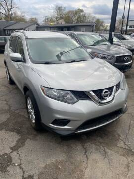 2014 Nissan Rogue for sale at Champs Auto Sales in Detroit MI