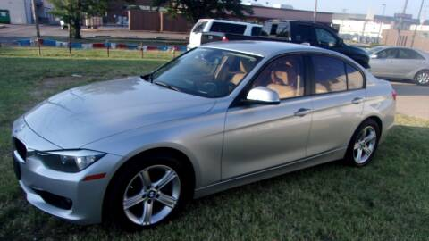 2014 BMW 3 Series for sale at Discount Motor Sales LLC in Wichita KS