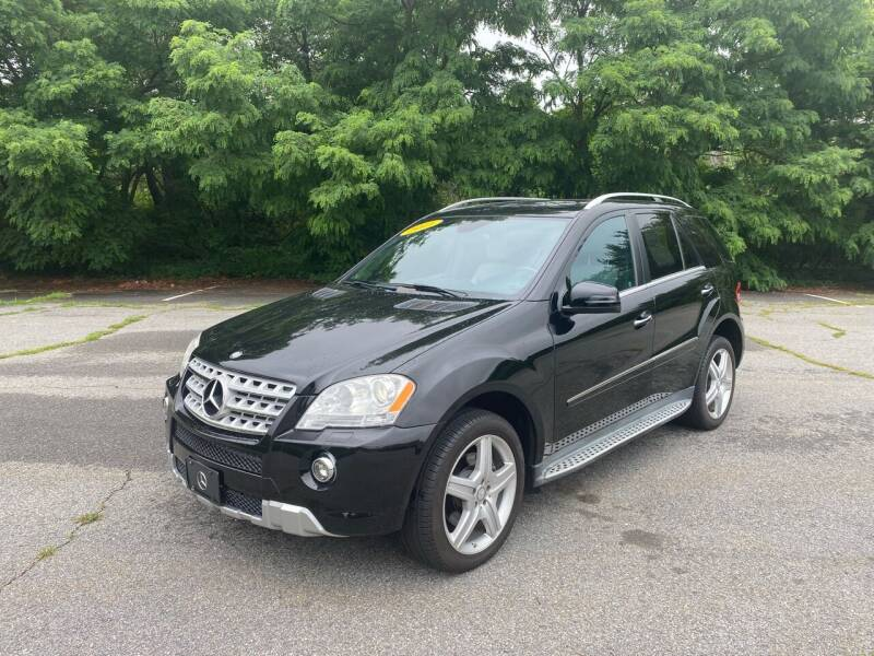 2011 Mercedes-Benz M-Class for sale at Westford Auto Sales in Westford MA