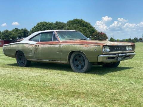 1968 Dodge Coronet for sale at Classic Car Deals in Cadillac MI