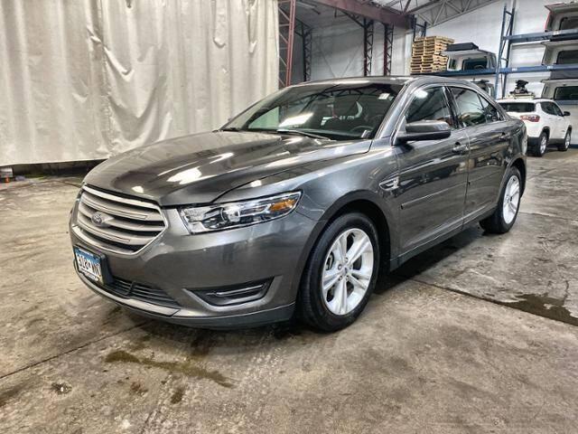 2016 Ford Taurus for sale at Victoria Auto Sales in Victoria MN