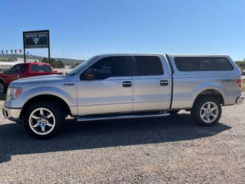 2013 Ford F-150 for sale at Skyway Auto INC in Durango CO