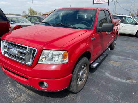 2008 Ford F-150 for sale at Sartins Auto Sales in Dyersburg TN