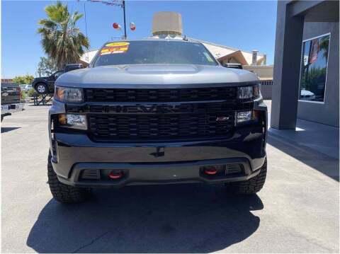 2019 Chevrolet Silverado 1500 for sale at Carros Usados Fresno in Fresno CA