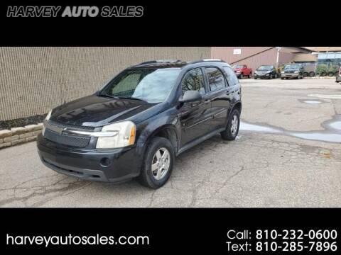 2007 Chevrolet Equinox for sale at Harvey Auto Sales, LLC. in Flint MI