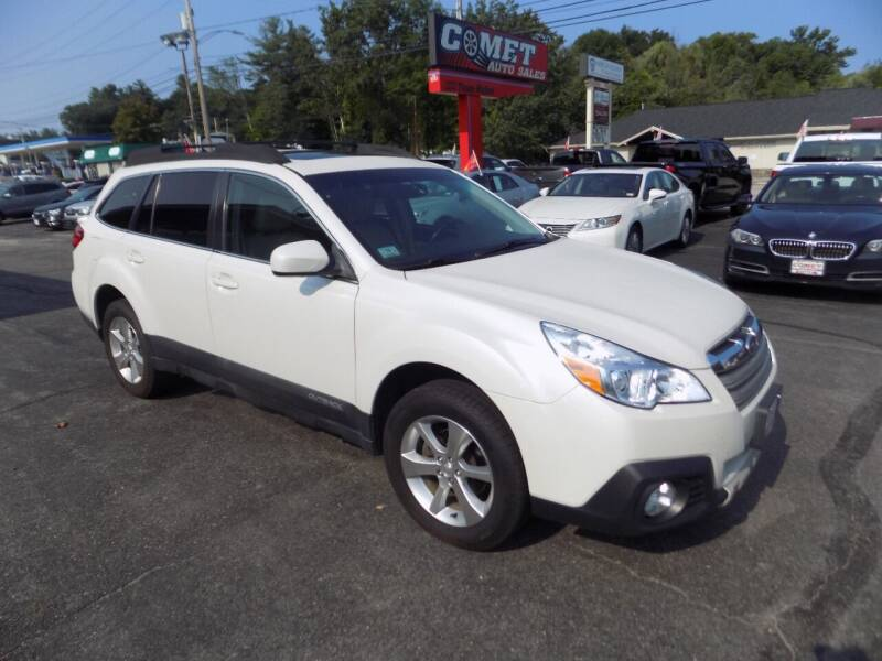 2014 Subaru Outback for sale at Comet Auto Sales in Manchester NH