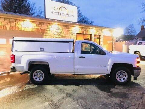 2015 Chevrolet Silverado 1500 for sale at CRUMP'S AUTO & TRAILER SALES in Crystal City MO
