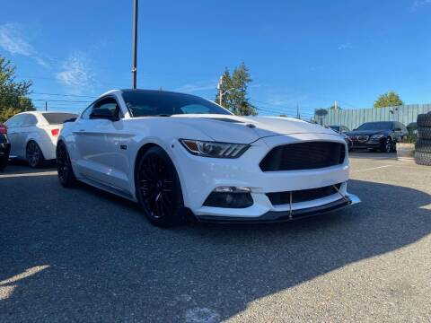 2016 Ford Mustang for sale at LKL Motors in Puyallup WA