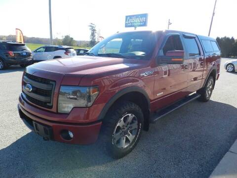 2013 Ford F-150 for sale at Leitheiser Car Company in West Bend WI