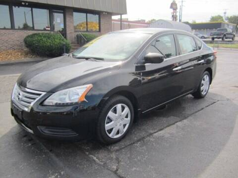 2015 Nissan Sentra for sale at Jacobs Auto Sales in Nashville TN
