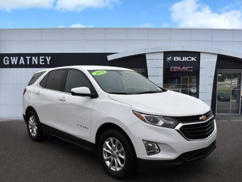 2019 Chevrolet Equinox for sale at DeAndre Sells Cars in North Little Rock AR
