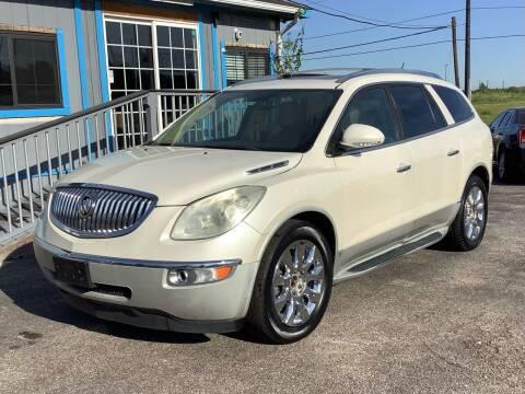 2011 Buick Enclave for sale at Auto Plan in La Porte TX