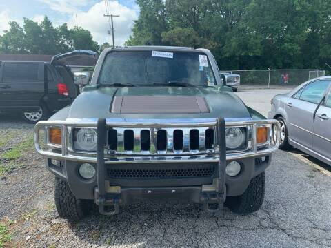 2006 HUMMER H3 for sale at Auto Mart in North Charleston SC