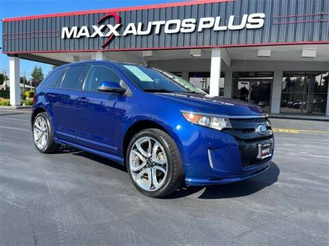 2013 Ford Edge for sale at Maxx Autos Plus in Puyallup WA