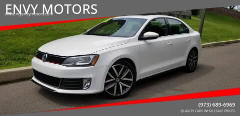 2013 Volkswagen Jetta for sale at ENVY MOTORS LLC in Paterson NJ