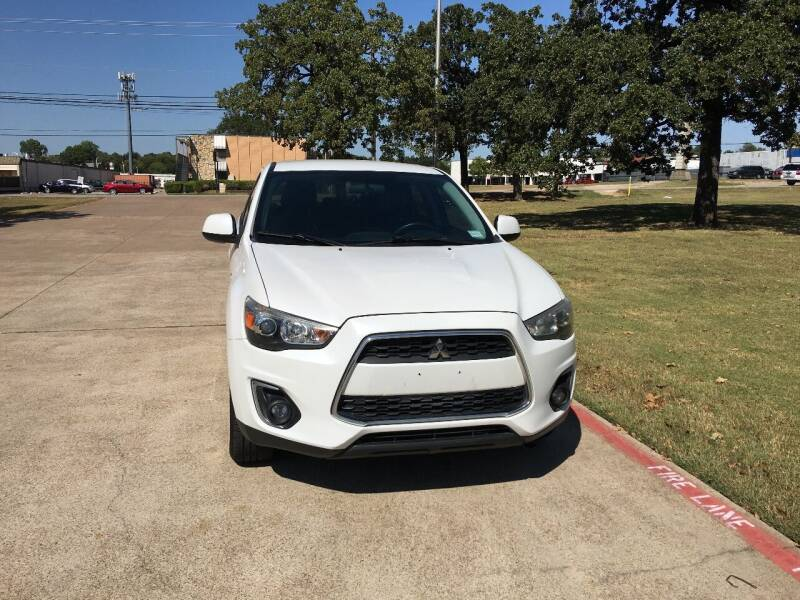 2015 Mitsubishi Outlander Sport for sale at RP AUTO SALES & LEASING in Arlington TX