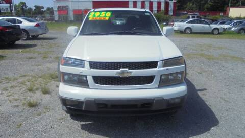 2009 Chevrolet Colorado for sale at Auto Mart - Moncks Corner in Moncks Corner SC
