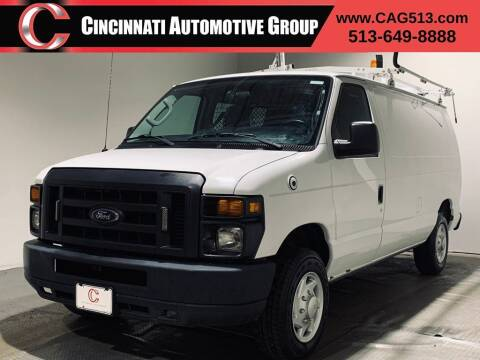 2013 Ford E-Series Cargo for sale at Cincinnati Automotive Group in Lebanon OH