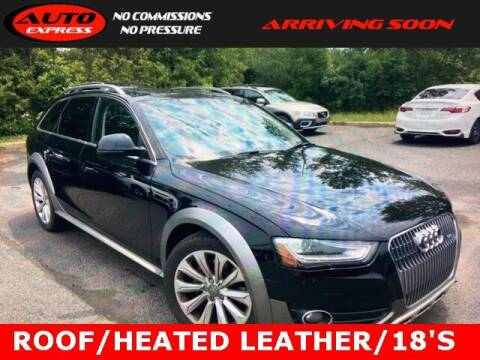 2015 Audi Allroad for sale at Auto Express in Lafayette IN