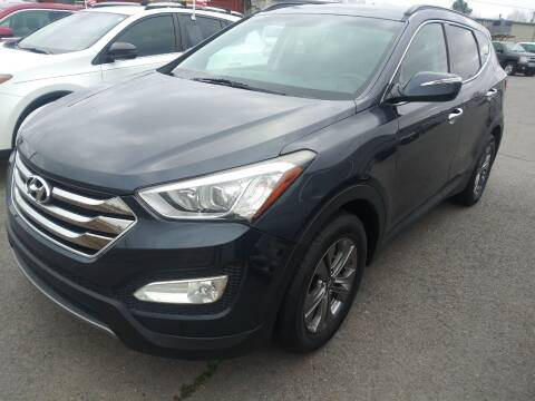 2015 Hyundai Santa Fe Sport for sale at Auto Credit Xpress - Sherwood in Sherwood AR