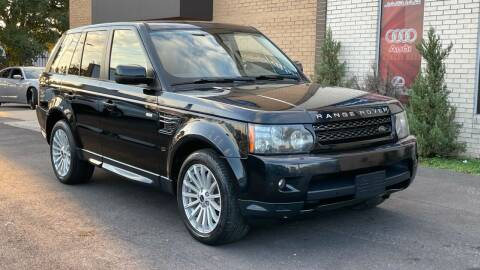 2012 Land Rover Range Rover Sport for sale at Auto Imports in Houston TX