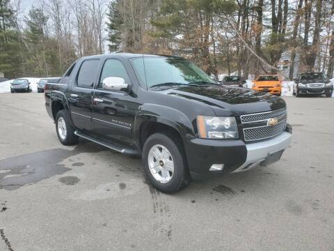 2008 Chevrolet Avalanche for sale at Pelham Auto Group in Pelham NH